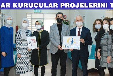e-Twinning projesi tanıtıldı