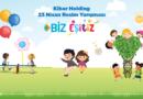 Kibar Holding 10 bin çocuğa ulaştı