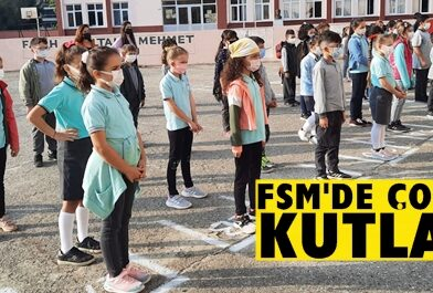 FSM'de İlköğretim Haftası kutlandı